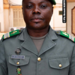KOUTON Roland-Commandant Militaire