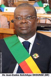 OKOUNDE K. Jean-Eudes (BR)