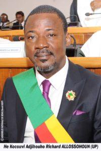 ALLOSOHOUN Richard Kocouvi Adjihounho (UP)