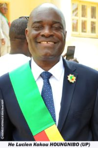 HOUNGNIBO K. Lucien (UP)