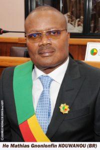KOUWANOU Gnonlonfin Mathias  (BR)