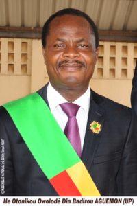 AGUEMON O. Badirou Din-Owoladé (UP)