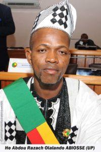 ABIOSSE Abdou Razack Olalandou (UP)