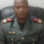 SOUNOUVOU Charles Yedenou -Commandant Militaire