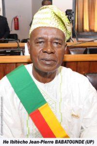 BABATUNDE Ibitecho Jean-Pierre (UP)