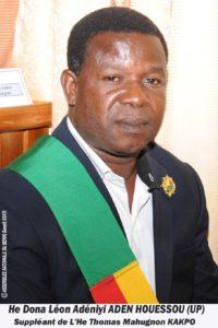 ADEN HOUESSOU Dona Léon Adéniyi(UP)